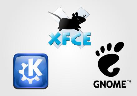 Debian installe le bureau gnome sous linux